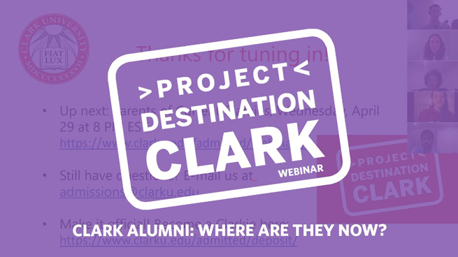 #ProjectDestinationClark: Alumni, Where Are They Now?
