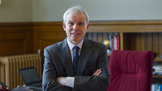 President David Angel