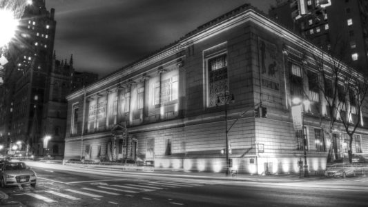 New York Historical Society Building