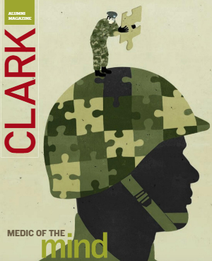 Spring 2011 magazine cover