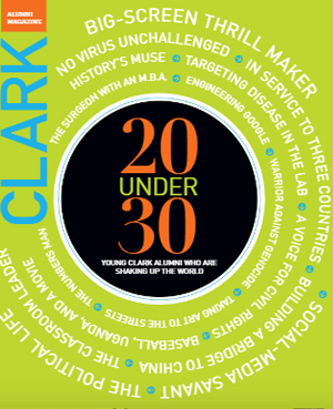 Spring 2012 magazine cover