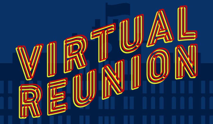 virtual reunion logo