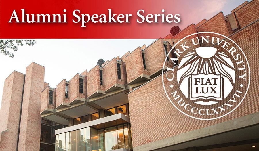 alumni speaker series logo