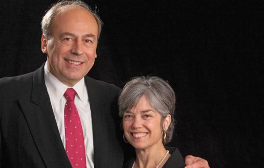 William Mosakowski and wife Jane