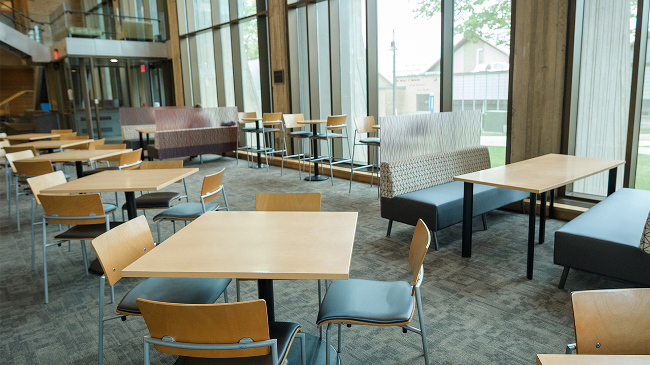 Academic Commons - tables