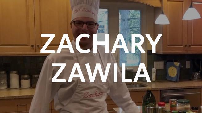 Zachary Zawila's Vegetarian Butter Chicken
