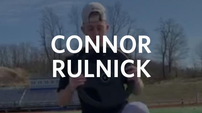 Connor Rulnick '23 Shares his Workout