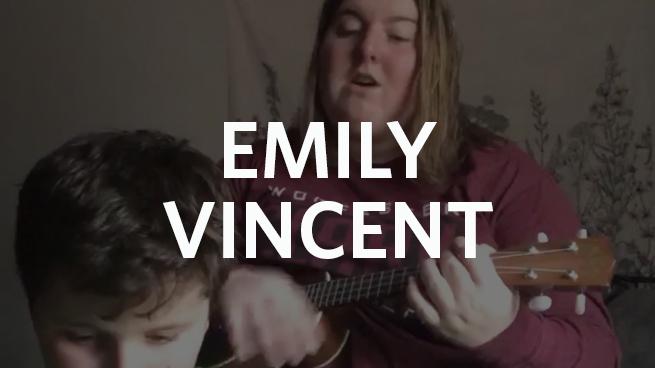 Emily Vincent '21: Family Jam Session