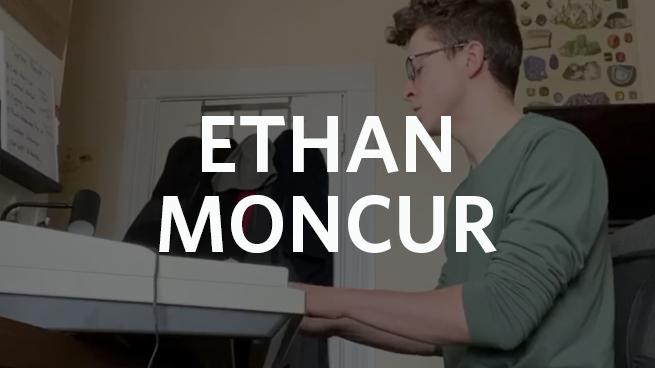 Ethan Moncur '20: Music Speaks