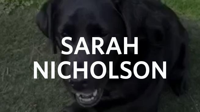 Sarah Nicholson '22: Hangin' with a Friend