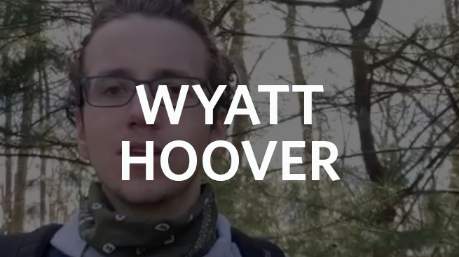 Wyatt Hoover '22: Distancing and De-stressing