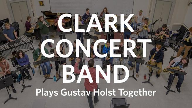 Clark Concert Band: Virtual Concert
