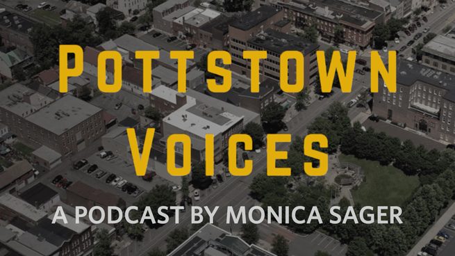 Monica Sager '21 Creates a Podcast for Her Hometown