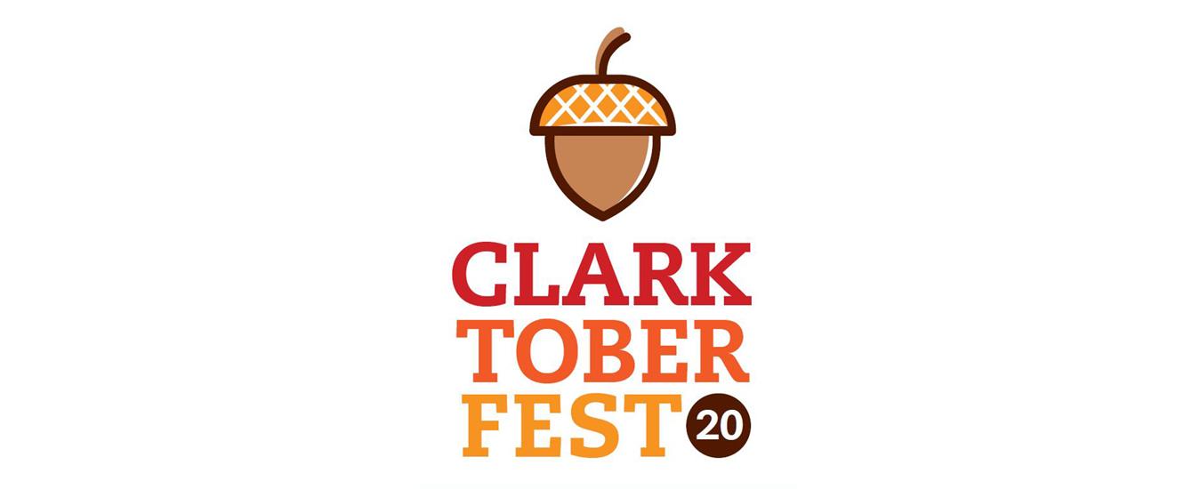 clarktoberfest logo