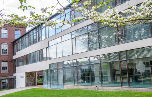 Sackler Center Building
