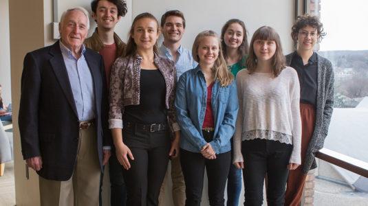 Steinbrecher Fellows