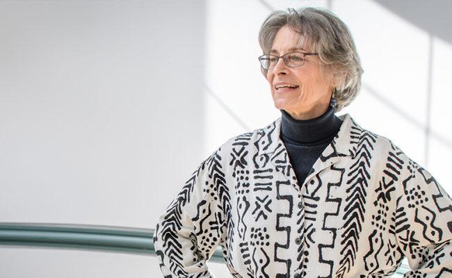 Professor Sarah Michaels