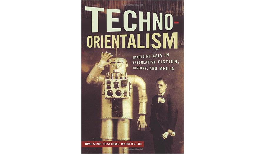 book cover for Techno-Orientalism