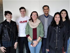 Photo of MS-GIS master students