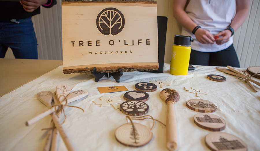 Tree of Life woodworks products
