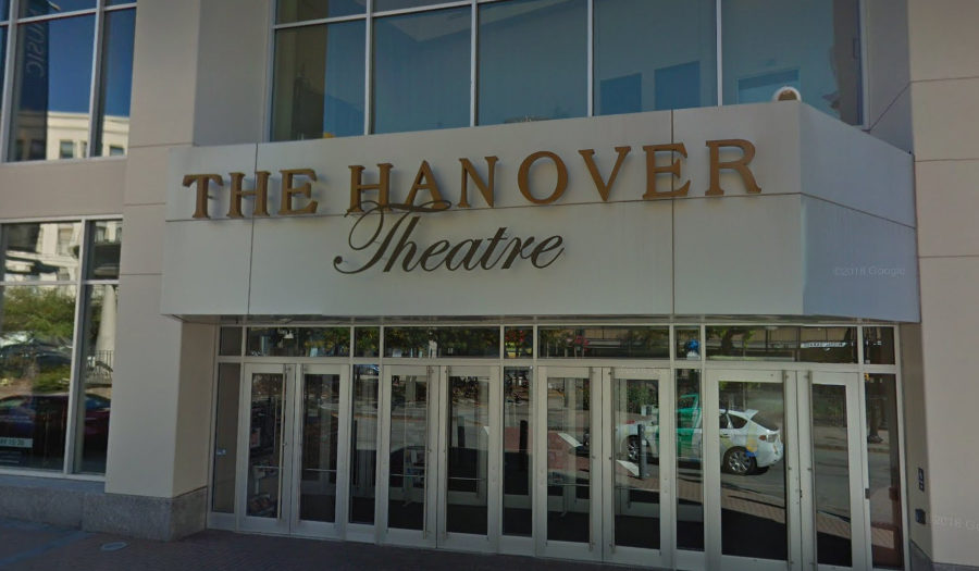 the Hanover Theatre