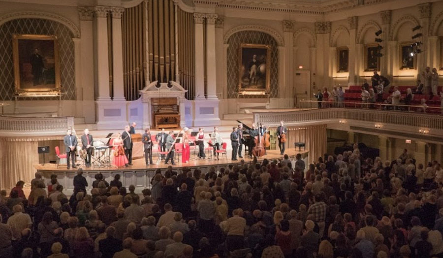 Worcester Chamber of Music Society