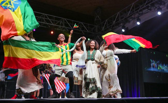 international gala event