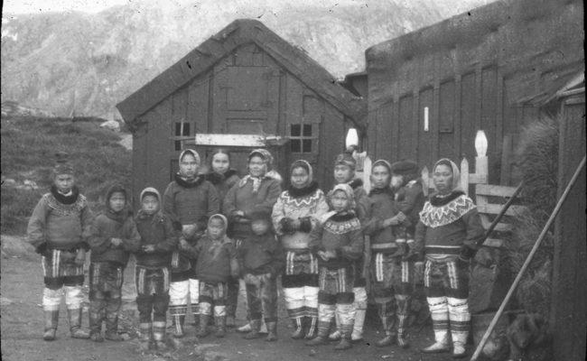 Women in Upernavik.