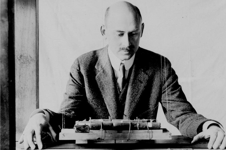 Robert Goddard rocket patent