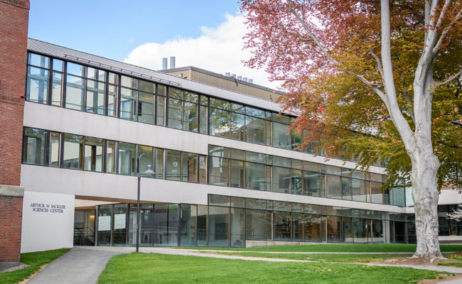 Arthur M. Sackler Sciences Center