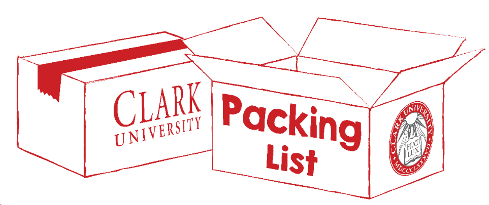 packing list logo