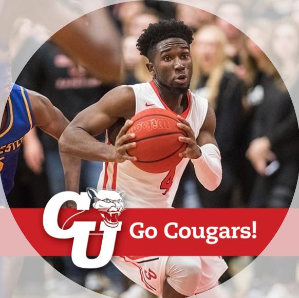 Go Cougars Facebook frame