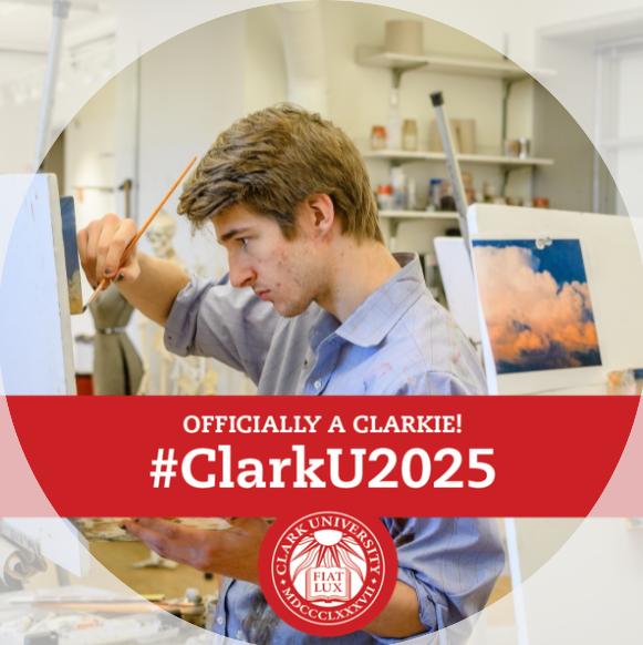 #ClarkU2025 Facebook fra