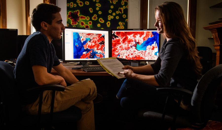 GIS Computer lab