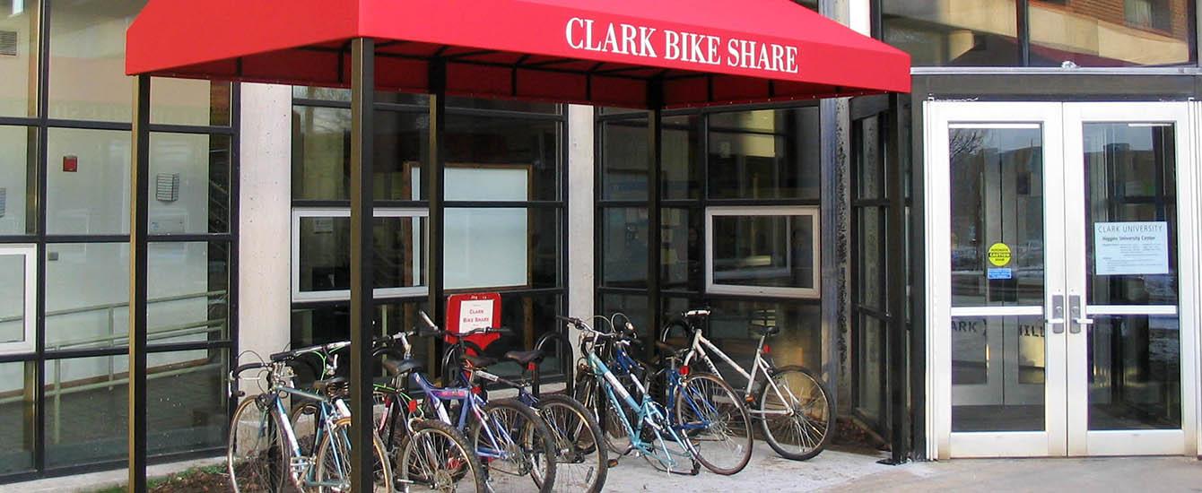 clark bike share