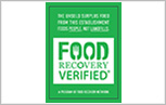 Food recovery verified logo