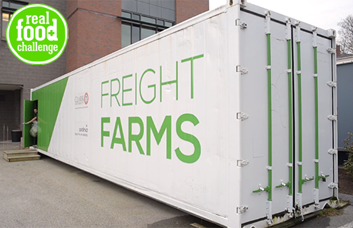 freight farm container