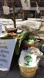 local root farmstand