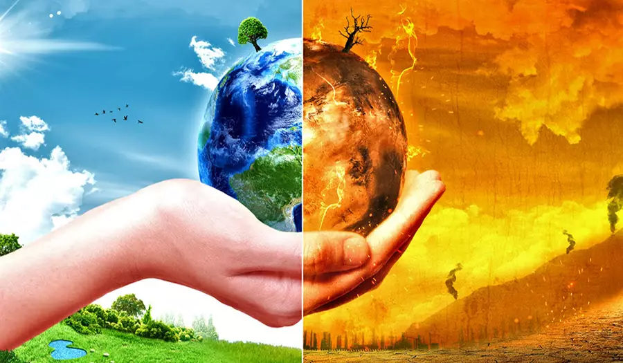 climate illustration