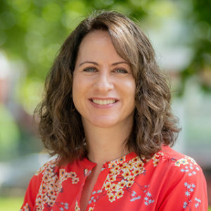 Associate Director Julie Bolduc