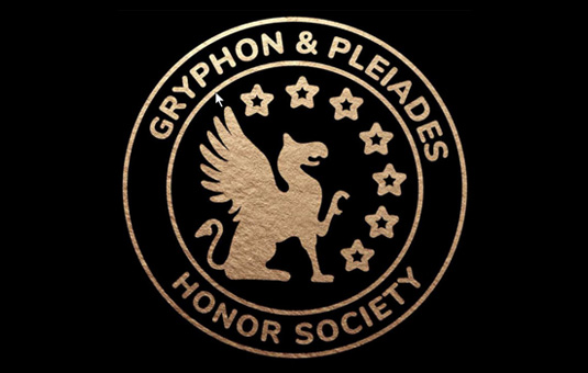 gryphon and pleiades logo