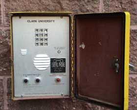 emergency box internal box view