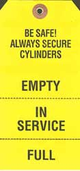 safety label example