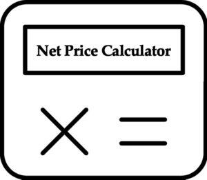 Net Price Calculator logo