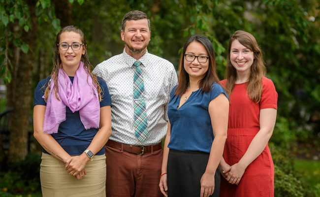 graduate admissions group