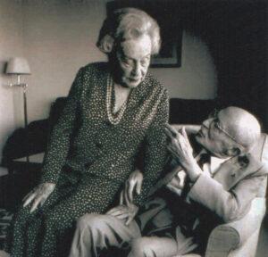 Mr. and Mrs. Henry J. and Erna D. Leir