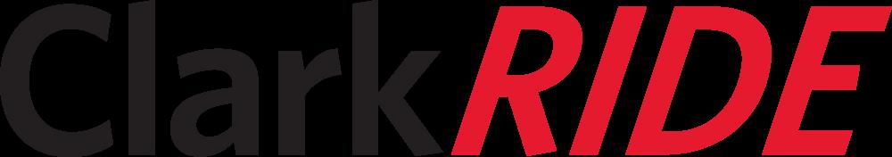 ClarkRIDE logo