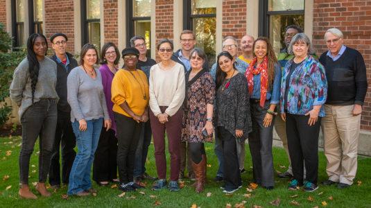 Community Organizing Group Photo
