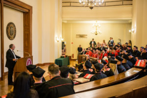 LaBrie-address-graduates