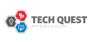 Tech quest logo